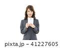 ビジネスウーマン 人物 女性の写真 41227605