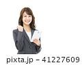 ビジネスウーマン 人物 女性の写真 41227609