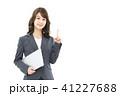 ビジネスウーマン 人物 女性の写真 41227688