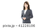 会社員 人物 女性の写真 41228106