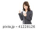 ビジネスウーマン 人物 女性の写真 41228126