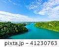 沖縄 海 晴れの写真 41230763
