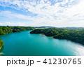 沖縄 海 晴れの写真 41230765