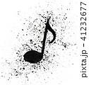 ミュージック 譜面 音楽のイラスト 41232677
