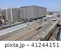 博多駅周囲のビル群_KITTE博多、JR博多駅を東側より撮影 41244151