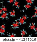 日本的な椿柄, 41245016