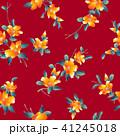 日本的な椿柄, 41245018
