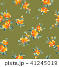 日本的な椿柄, 41245019