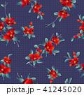 日本的な椿柄, 41245020