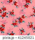 日本的な椿柄, 41245021