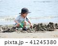 潮干狩り 41245380