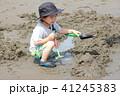 潮干狩り 41245383