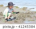 潮干狩り 41245384
