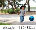 ボール遊び 41245811