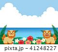 シーサー 沖縄 41248227