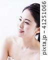女性 若い女性 保湿の写真 41251066