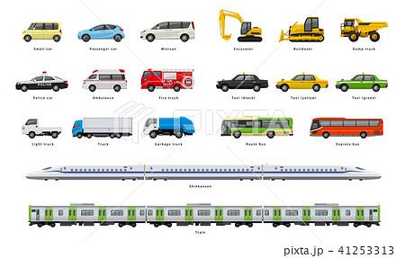 乗り物、車:セット 41253313