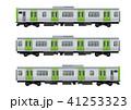 電車 乗り物 列車のイラスト 41253323