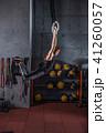 体操 運動 女性の写真 41260057