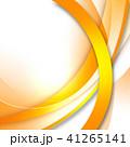 曲線 背景 線のイラスト 41265141