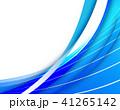 曲線 背景 線のイラスト 41265142
