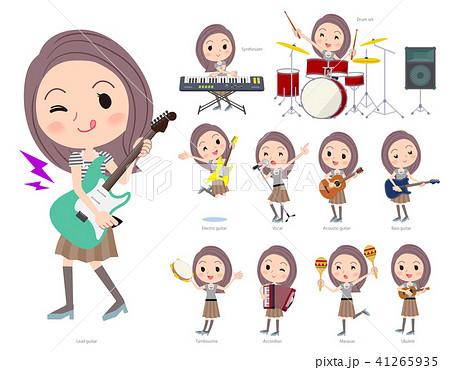 Long hair women_pop music 41265935