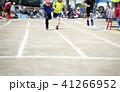 ランナー 駆ける 子どもの写真 41266952