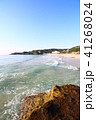 白浜神社前の海岸 41268024