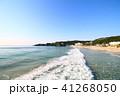 白浜神社前の海岸 41268050