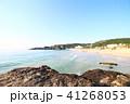 白浜神社前の海岸 41268053