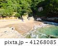 白浜神社前の海岸 41268085