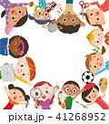 子供達 習い事 ワークショップのイラスト 41268952