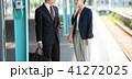 ビジネスウーマン ホーム ビジネスマンの写真 41272025