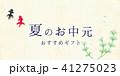 金魚 夏 ポスターのイラスト 41275023