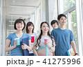 大学生 人物 友達の写真 41275996