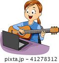 子供 女の子 女子のイラスト 41278312