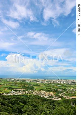 沖縄 石垣島全景 41278820