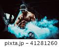 男性 筋肉 マッスルの写真 41281260