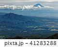 富士山 山 風景の写真 41283288