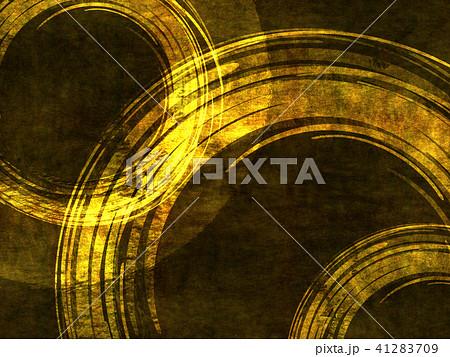 ブラシ ストローク 丸 背景素材 41283709