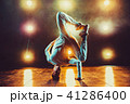 ダンサー ダンス 踊るの写真 41286400