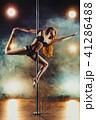 女性 ダンサー ダンスの写真 41286488