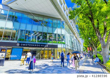 東京 原宿 表参道の風景 41286596