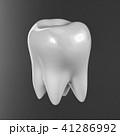 歯のイラストCG 41286992