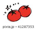 トマト 新鮮 野菜のイラスト 41287353