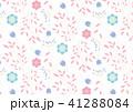 植物 パターン ベクターのイラスト 41288084
