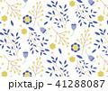 植物 パターン ベクターのイラスト 41288087