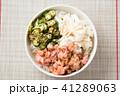 ネギトロ丼 41289063