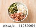 ネギトロ丼 41289064