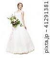新婦 花嫁 ウェディングの写真 41291381